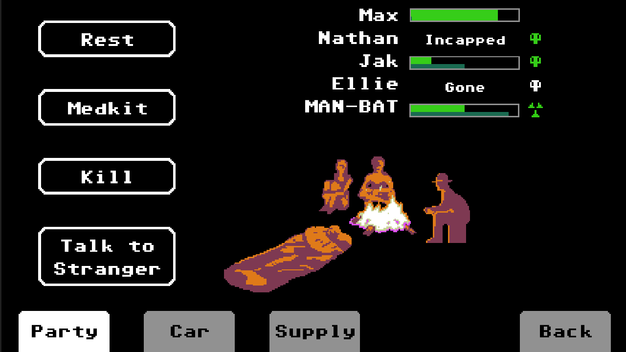 organ trail complete edition the men who wear many hats